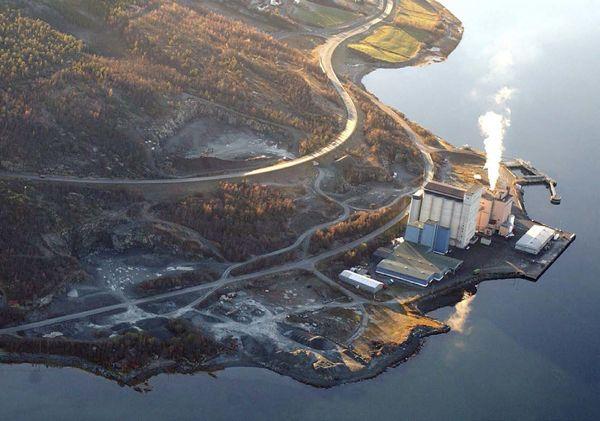 Detaljregulering Bergneset kai og industriområde