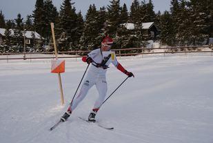 Lars Hol Moholdt, Wing OK på siste post. (Foto: Stein Arne Negård)