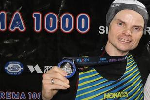 Bjørn Tore Kronen Taranger tok 2. plassen under løp 3 og fikk sølvmedalje for den innsatsen. Samtlige som løper 5 løp eller flere får samme type medalje for sin innsats