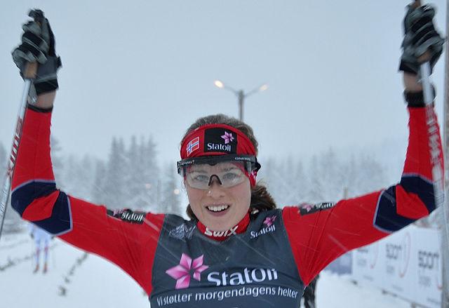 Britt Ingunn Nydal var raskest av de 49 kvinnene som deltok. (Arkivfoto: Lars Freng)