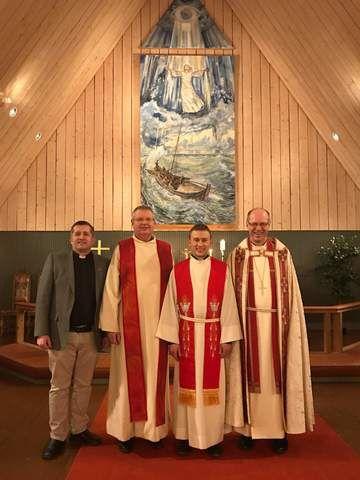 Ordinasjon til prest