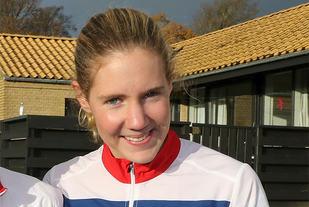 Maria Sagnes Wågan har starta innendørssesongen meget bra. (Arkivfoto: Arne Dag Myking)