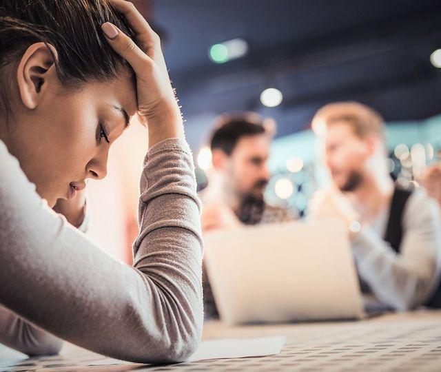 Konflikter på jobben