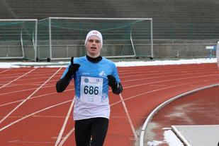 Erlend Nymark Jensen inn til seier på 2.39.08