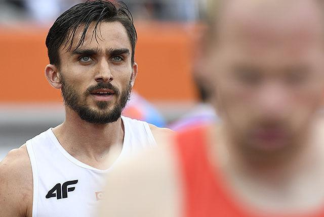 Adam Kszczot kunne føye en ny gullmedalje til sin allerede lange merittliste. (Arkivfoto: Bjørn Johannessen)