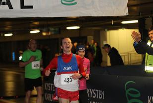 Marius Sørli inn til seier