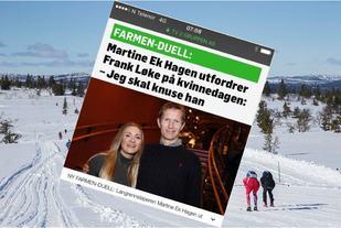 Printscreen fra Frank Løke's fb-side.