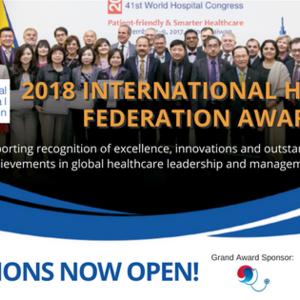 IHF Awards - web banner
