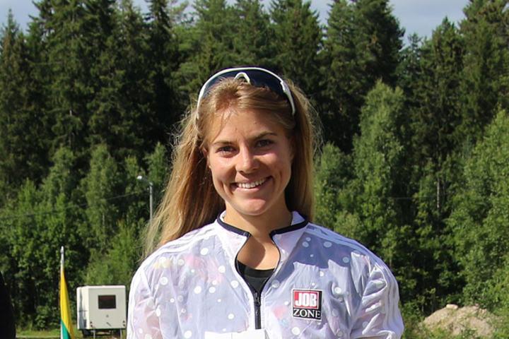 Karoline Moen Guidon var Norges nest beste maratonløper i fjor. I denne artikkelen får du vite hvordan hun i samarbeid med Ingrid Kristiansen trener for å ta nye steg framover. (Foto: Rolf Bakken)