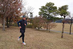 Yoshihiko Ishikawa fra Japan ble av IAU kåra til årets mannlige ultraløper i 2017. (Foto: privat)
