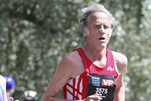 Øystein Syversen har vært en av Norges - og Europas - beste veteraner i mange år. Nå vant han gull i terrengløp i EM i klasse 65-69 år. (Arkivfoto: Anders Dahlen)