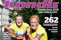 For å hjelpe både utøvere og arrangører lager Kondis terminlister med oversikt over det meste av det som finnes i landet av kondisjonsrelaterte konkurranser. Nå er det tid for å legge inn arrangement i terminlista for 2019.