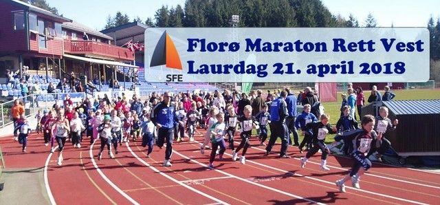 De siste årene har alle distansene hatt start og målgang på Florø Stadion. (Alle foto: Arrangør)