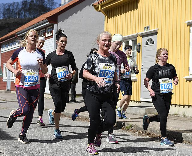 Både barn og voksne ønskes velkommen til å delta når Halden Byløp arrangeres søndag 19. mai. (Foto: Bjørn Johannessen)