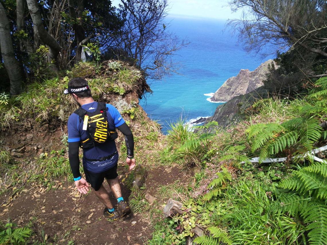 Motiv fra årets MIUT, som går i fantastisk landskap på Madeira. (Foto: Fredrik Ölmqvist)