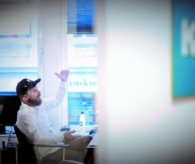 Johan Brand - Co-Founder & CEO of Kahoot!