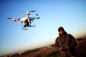 Drone i lufta