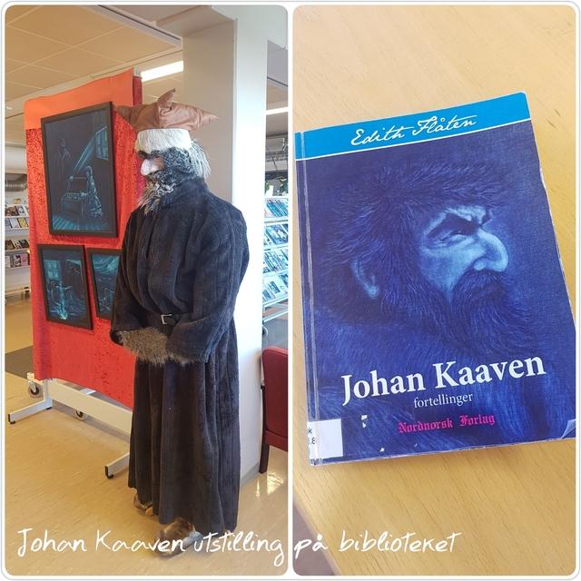 Johan Kaaven utstilling