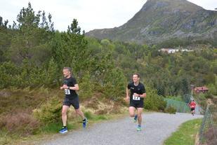 Gisle Skjølberg og Bjørnar Gangsøy