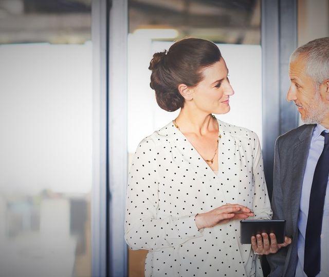 Intervju eller medarbeidersamtale