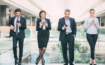 mobil arbeidsplass