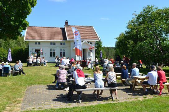 Sommerfest på Kurøen