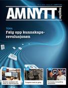 AMNYTT Nr 4 forside 200