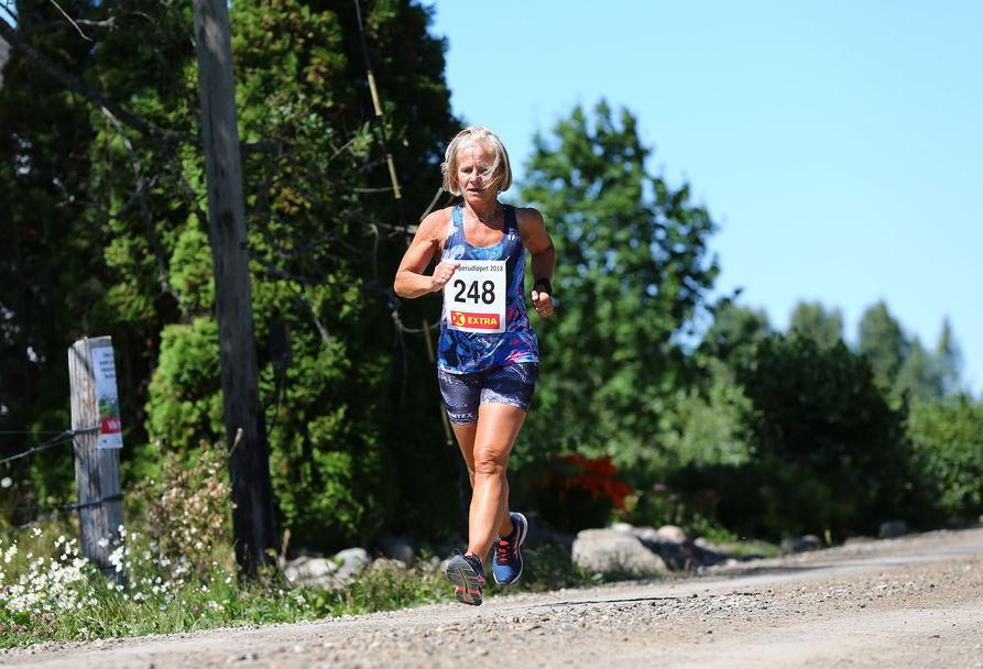 Stomperudløpet2018-6km-Trine Høiseth