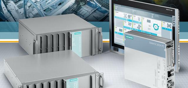 High-end Industrie-PC der neuesten Generation / High-end industr