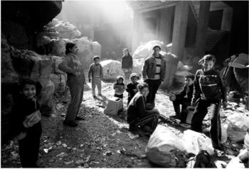 """""""Zaabalenerne"""" - Kairos uoffisielle kristne søppelarbeidere."""
