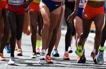 Gjer moderne skoteknologi at løparar ikkje lenger konkurrerer på like vilkår? (Foto: Bjørn Johannessen)