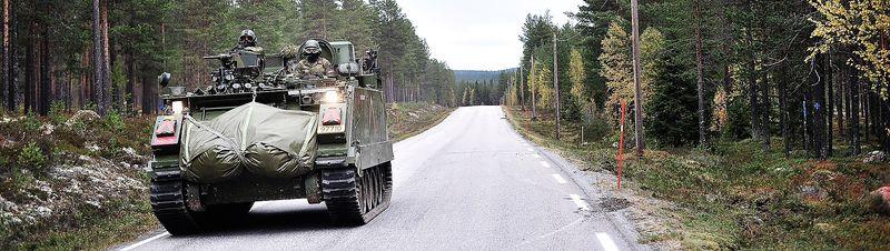 Bilde av stridsvogn