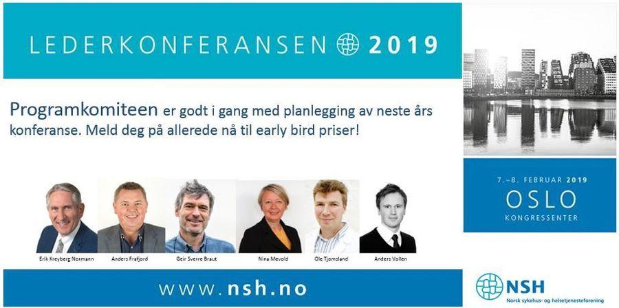 Programkomiteen LK 2019