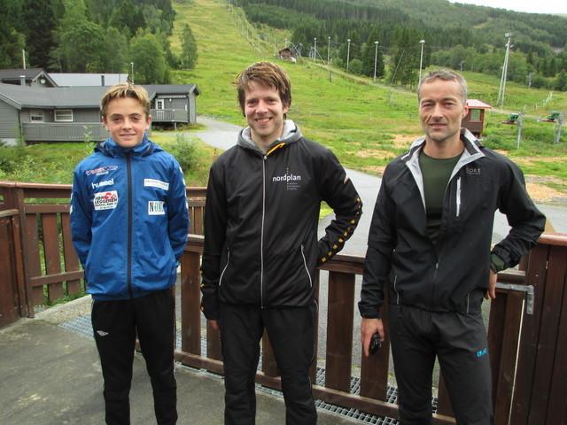 Fuglestrand, Rindal og Skjølberg