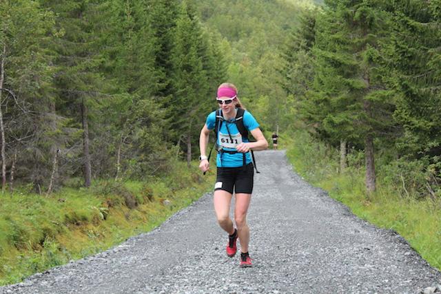 Mange gode prestasjoner alle 3 dagene i Tromsø Mountain ...  Mange gode pres...