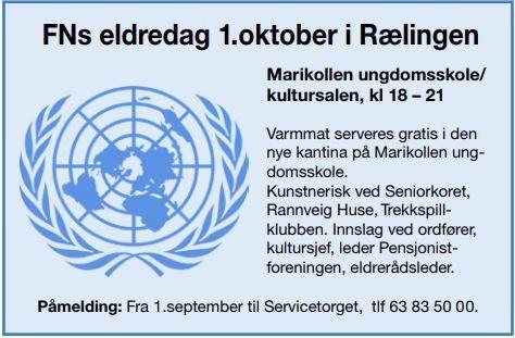 FNs eldredag