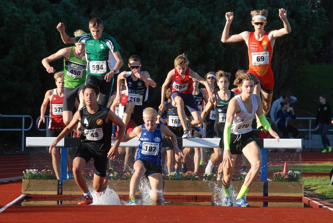 Trening på teknikk kan ifølge en ny undersøkelse ved Norges idrettshøgskole ha like mye for seg som kondisjonstrening for utøvere i 12-16-årsalderen. (Foto: UM Overhalla 2018)