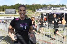 Det var mange glade og fornøyde deltakere å se i Holmenkollen. (Alle foto: Bjørn Johannessen)