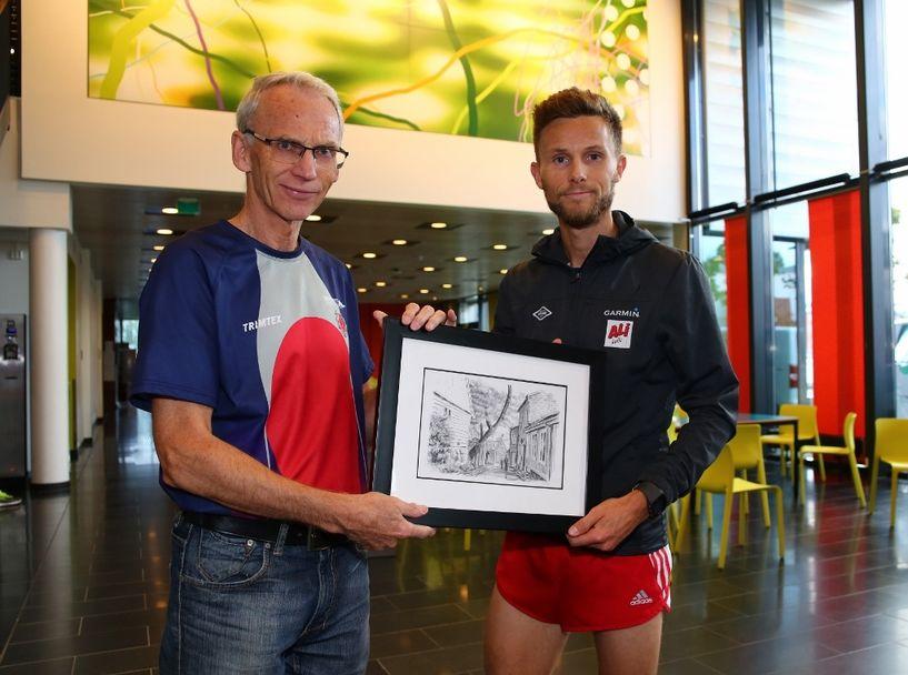 Lørenskogløpet 2018 - Andreas Myhre Sjurseth - Tegning av lokal kunstner (1024x762)