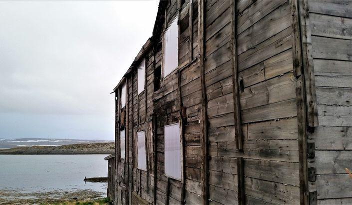 Ronthigården i Vardø_ gammel bygning