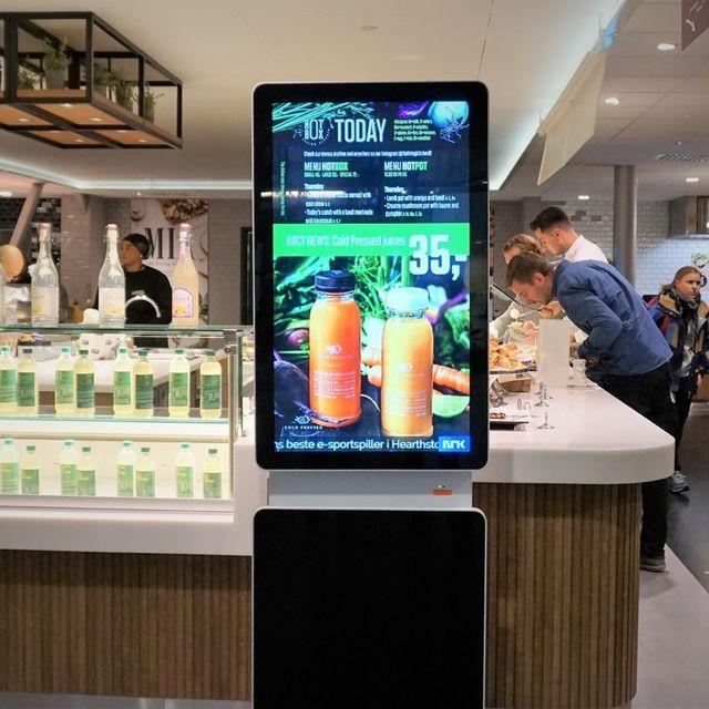 digital skjerm NY 2