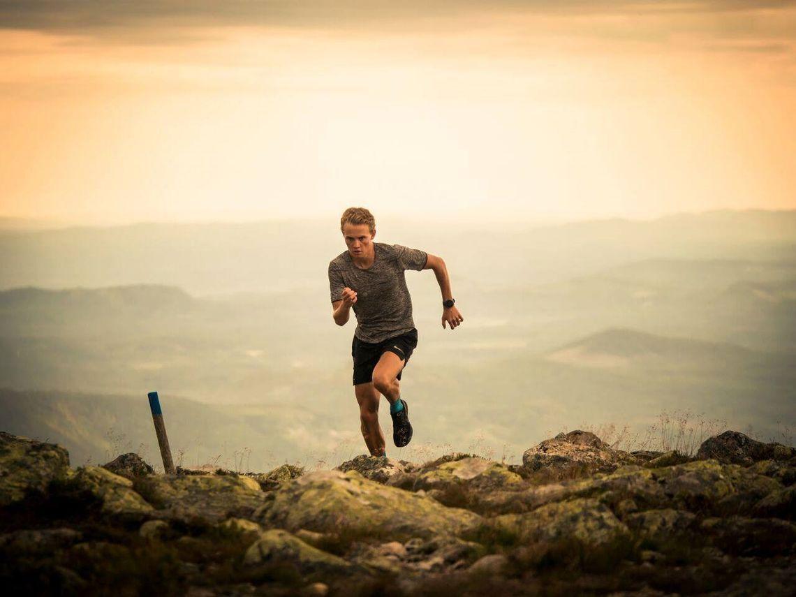 FIK Orions Petter Myhr får hard kamp opp Trysilfjellet i år. (Foto: Jonas Sjögren)