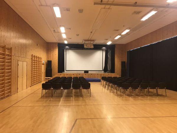 Gymsalen-kino