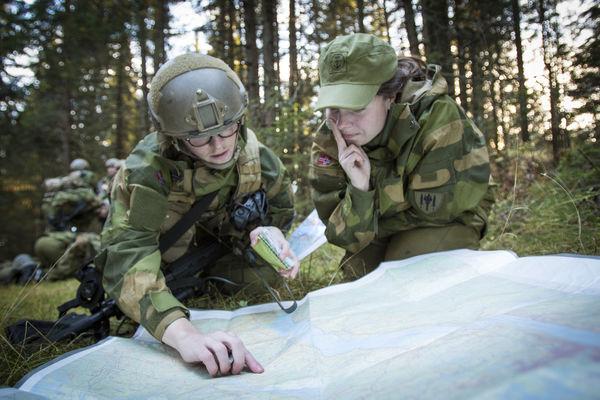 Nato-øvelse 2018