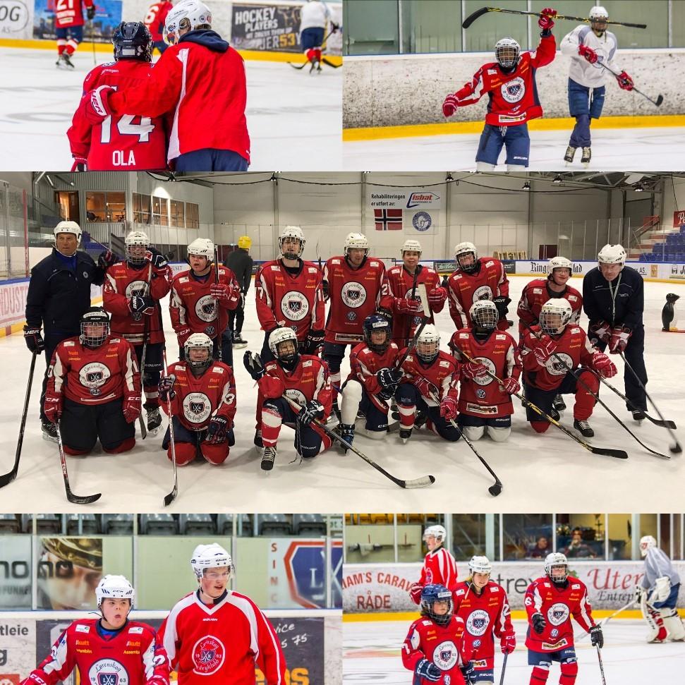 Unified ishockey