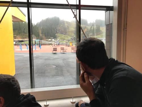Utsikt til Marikollparken