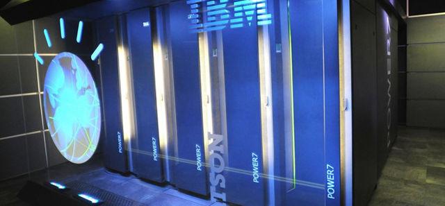 IBM Watson crop