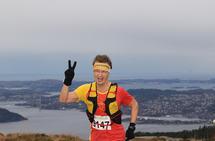En av favorittløypene til Christian Prestegaard er 2. løpet til Blåmanen