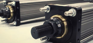 Linear aktuator crop