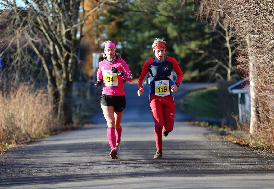 Vintermaraton2018 - Kristine Gjelsvik Rønningen nummer to på maraton (1280x882)